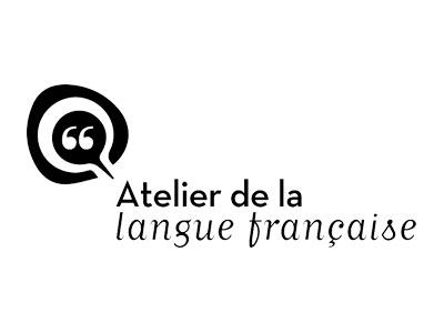 Notre partenaire l'Atelier de la Langue Française