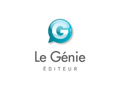 Notre partenaire Le genie éditions