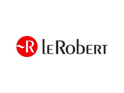 Notre partenaire Le Robert