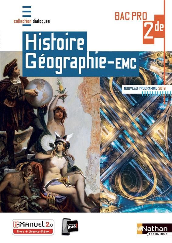Histoire Geographie Emc 2de Bac Pro Coll Dialogues