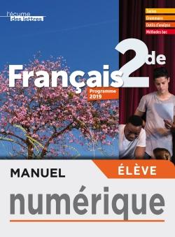 L Ecume Des Lettres 2nde Livre Eleve Ed 2019