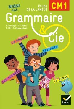 Grammaire Et Cie Cm1 Ed 2016 9782401023383